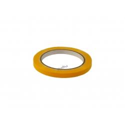 Taśma 9mm/66m żółta
