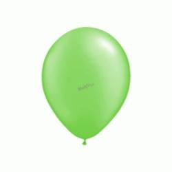 Balony jasnozielone