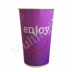 kubek papierowy enjoy 300 ml