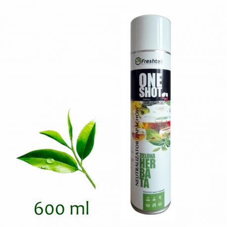 Neutralizator  One Shot Zielona Herbata 600 ml