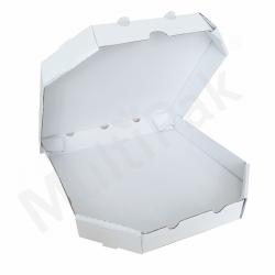 Pudełko atestowane na pizzę 45x45 cm