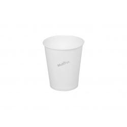 Kubek papierowy do kawy 250 ml  BIAŁY (100 szt.)