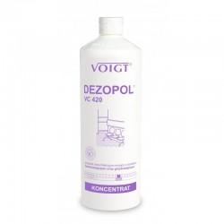 VOIGT Dezopol VC-420 1l - do mycia i dezynfekcji powierzchni wodoodpornych
