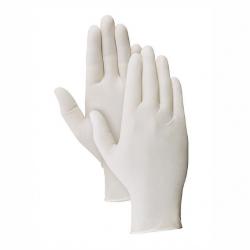 Rękawice lateksowe L