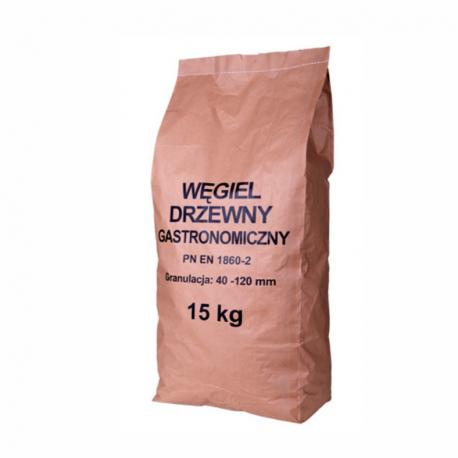 Węgiel drzewny 15 kg