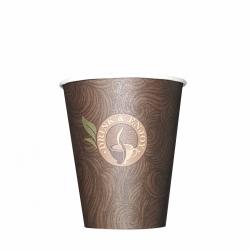"""Kubek papierowy do kawy """"Drink&Enjoy"""" 300/380 ml (50szt.)"""