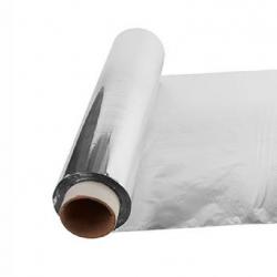 Folia aluminiowa MOCNA 45cm wydajna długa rolka