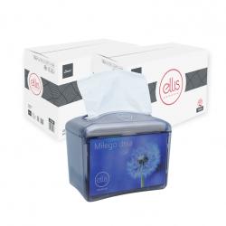 """promocja ELLIS"" 2 kartony serwetek ELLIS 6600 + podajnik"