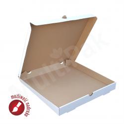 Pudełko na pizzę 36x36cm z NADRUKIEM INDYWIDUALNYM
