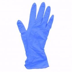 Rękawice nitrylowe L RĘKAWICZKI JEDNORAZOWE