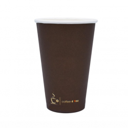 Kubek papierowy 400 ml Coffee 4 You