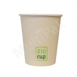 Kubek ekologiczny BIOdegradowalny 250ml (100szt.)