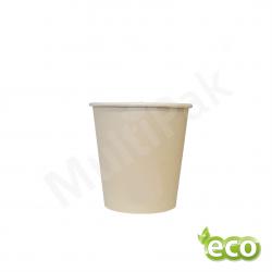 Kubek ekologiczny biodegradowalny powlekany PLA 100 ml A'100szt.