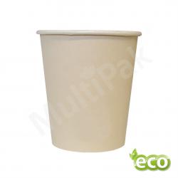 Kubek ekologiczny biodegradowalny powlekany PLA 300 ml A'50szt.