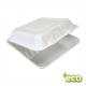 pojemnik obiadowy Menu box z trzciny cukrowej 230x230