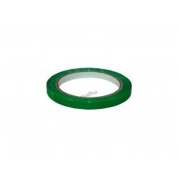 Taśma 9mm/66m zielona