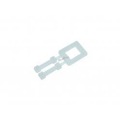 Zapinki plastikowe 13 mm