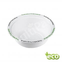 Miski ekologiczne biodegradowalne z NADRUKIEM