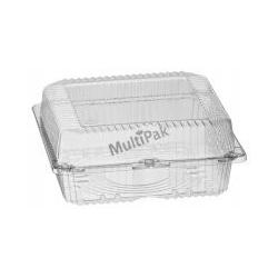 Pojemnik SL70 pudełko plastikowe na ciasto  170x170x75mm