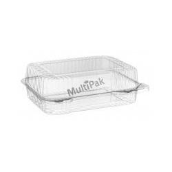 Pojemnik SL537 pudełko plastikowe na ciasto  190x135x70mm