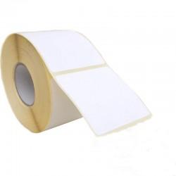 Samoprzylepne Etykiety papierowe termotransferowe na rolce