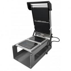 Ręczna zgrzewarka do tacek i pojemników 200mm + matryca /AG02DUAL