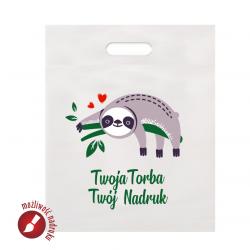 Torby reklamowe DKT - reklamówki z nadrukiem - torby DKT