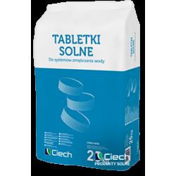 Tabletki solne do zmiękczania wody CIech