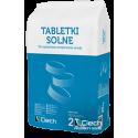 Tabletki solne do zmiękczania wody 25 kg