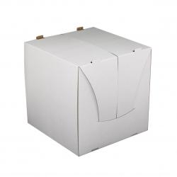 Kartonowe pudełko na tort 25x25x25cm /10szt.