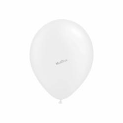 Balony białe