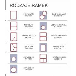 Ramka do zgrzewarki RK -1900