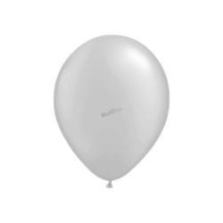 Balony srebrne