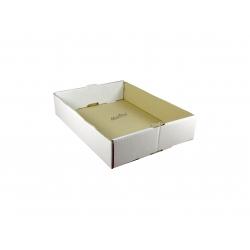 Pudełko kartonowe cukiernicze na ciastka 230x315x65mm