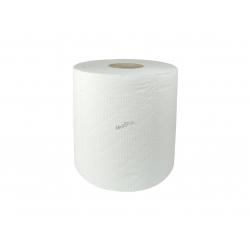 Ręcznik w roli biały 160m