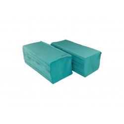 Ręczniki ZZ zielone