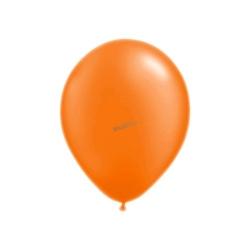 Balony pomarańczowe