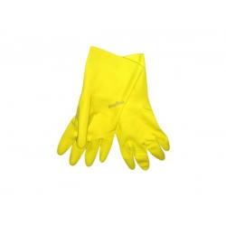 Rękawice gumowe gosp. L